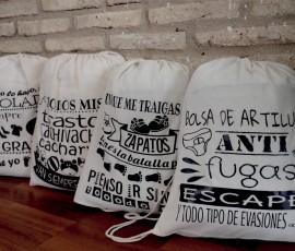 Etiquetasenriqueta set mochilas2